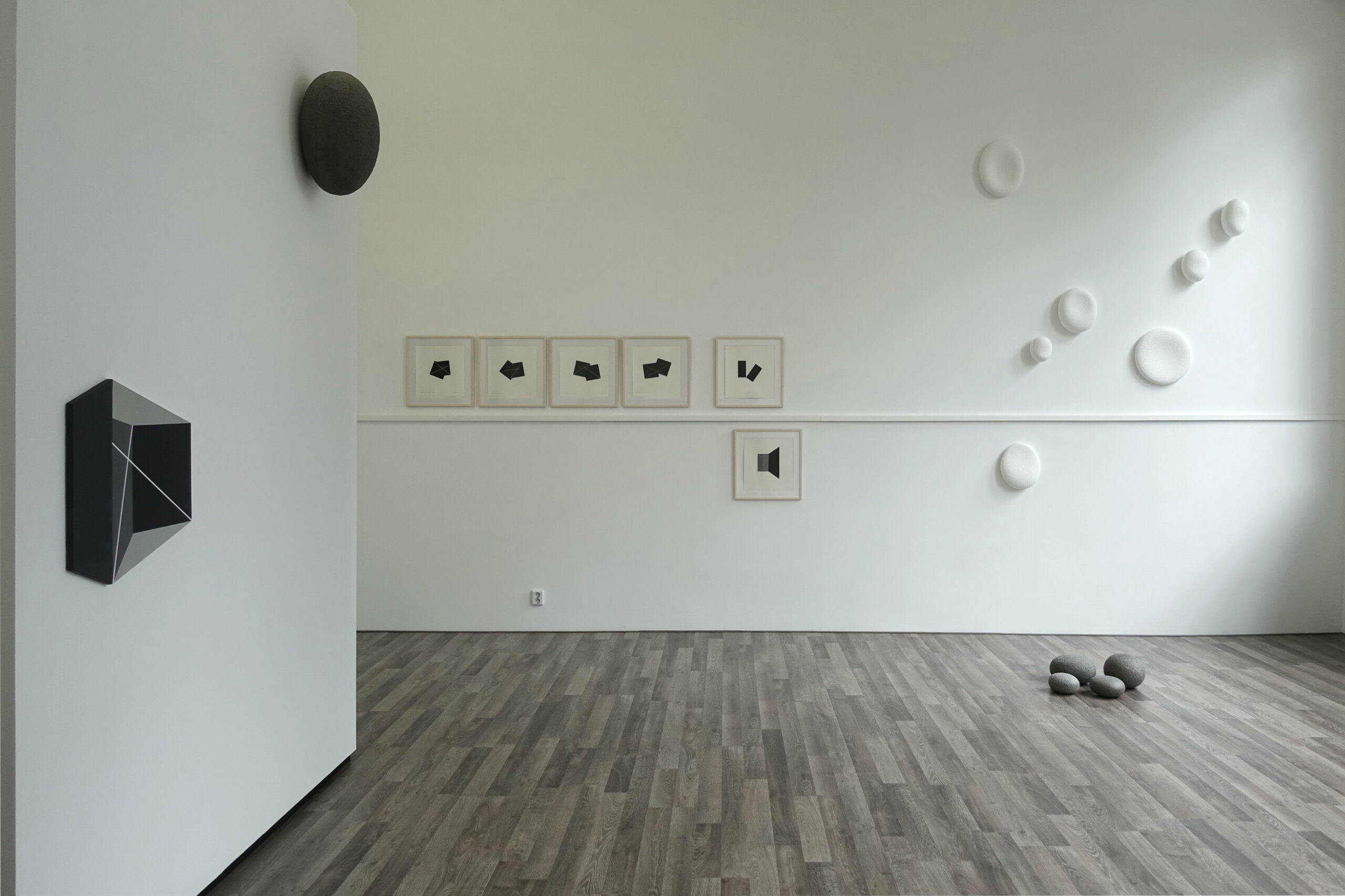 Hedendaagse kunst: Yumiko Yoneda en Johan van der Veen, Sereen en formeel