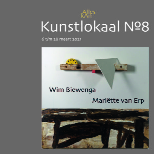 Boekje Wim Biewenga | Mariëtte van Erp